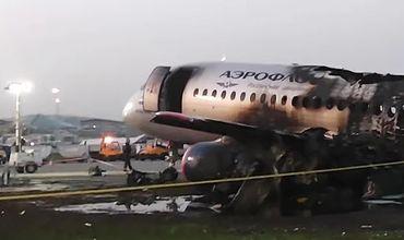 Полную картину катастрофы SSJ100 в Шереметьево раскритиковали.