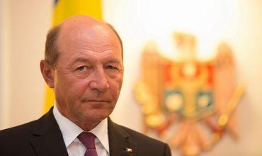 Бэсеску избрали почетным председателем партии Шалару