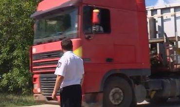 В Чадыр-Лунге грузовик насмерть придавил мужчину.