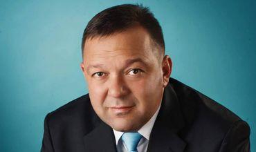 Депутат от Либеральной партии Юрие Дырда.