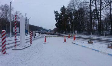 Все пункты пропуска на границе с Молдовой работают нормально.