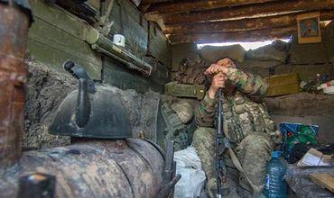 На Украине назвали число небоевых потерь в зоне АТО