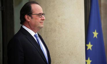 Олланд выразил отвращение к словам Трампа