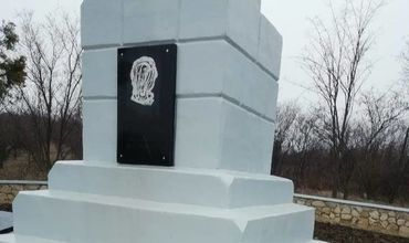 В Молдове осквернили памятник Потемкину