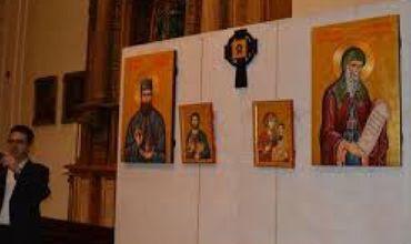 В Национальном музее истории Молдовы открылась выставка икон.
