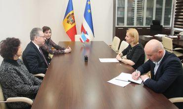 Посол Франции в РМ посетил Гагаузию с ознакомительным визитом