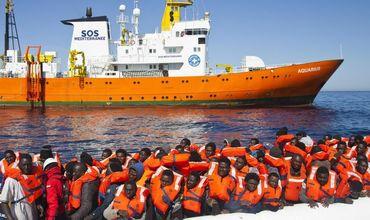 Судно Aquarius прекратило операции по спасению мигрантов.