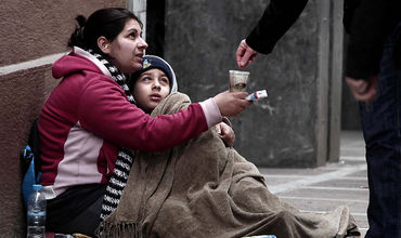 Власти Румынии решили искоренить уличное попрошайничество