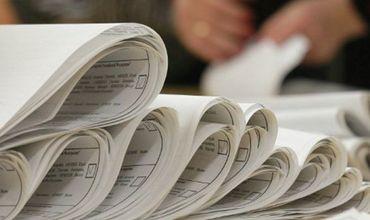 Начинается регистрация кандидатов на новые парламентские выборы.