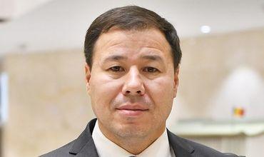 Депутат-социалист Богдан Цырдя.