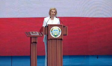 Башкан Гагаузии Ирина Влах принесла присягу