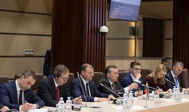 Литва проинформирует Европарламент о прогрессе, достигнутом Молдовой