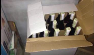 У бельчан изъяли поддельный алкоголь стоимостью 100 тыс. леев.