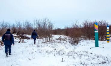 Украинец после встречи с друзьями заблудился и перешел границу с Молдовой.