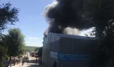 Примар Комрата о пожаре на мебельной фабрике: Причина не в электричестве