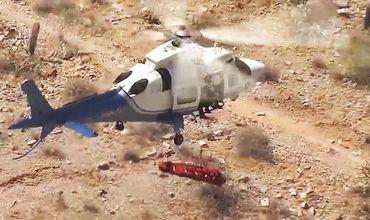 Инцидент произошёл на горном пике Piestewa (Аризона, США) — популярном у туристов месте.