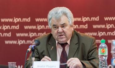 Депутат Первого парламента Анатол Плугару.