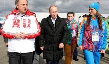 Putin anunță că Rusia nu va boicota Jocurile Olimpice din 2018