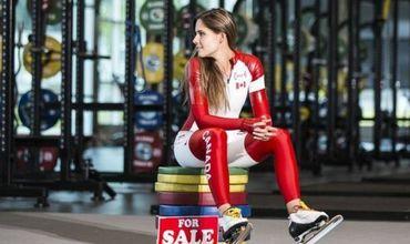 Povestea singurei românce la patinaj viteză de la JO 2018