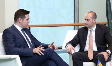 Молдова и Грузия заинтересованы в усилении двустороннего сотрудничества