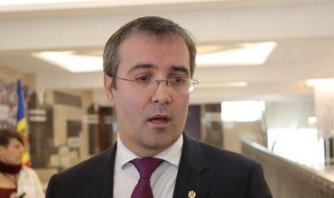 Вице-председатель Демпартии Серджиу Сырбу.
