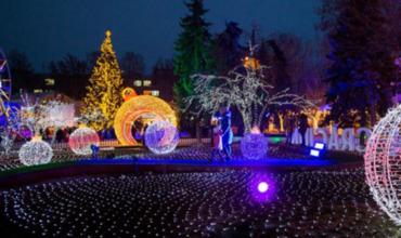 На Рождественской ярмарке пройдет праздничный концерт.