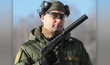 «Удав» использует патроны калибра 9 мм, магазин рассчитан на 18 выстрелов.