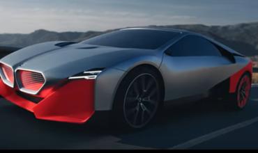 Голливудский композитор написал звуки для электрокаров BMW