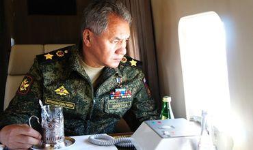 Министр обороны России Шойгу прибыл в Кишинев.