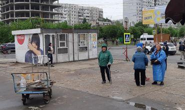 На столичном рынке в секторе Чеканы начаты работы по реструктуризации