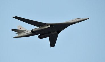 Ту-160 перебросили к границе США.