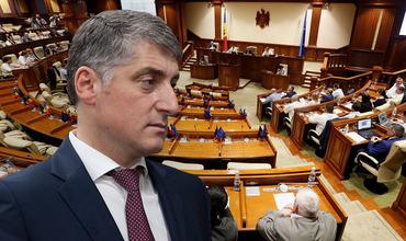 Парламент решил судьбу генпрокурора Эдуарда Харунжена.