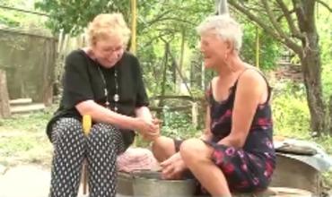Страшенский центр помощи оказывает поддержку 350 пожилым людям.
