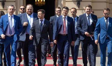 """Глава """"Слуги народа"""" пожаловался на зарплату депутатов Рады."""