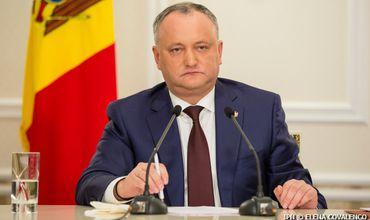 Глава государства сказал, что будет действовать для того, чтобы не допустить разрушения политической партийной системы.
