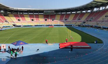 Легкоатлетическая сборная Молдовы заняла 4-е место на чемпионате Европы.