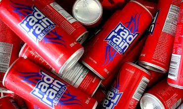 """ამერიკული ენერგეტიკული სასმელი """"Rad Rain"""" ქართულ ბაზარზე გამოჩნდა. foto: pia.ge"""