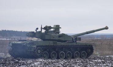 Укроборонпром продал танков на три миллиарда.