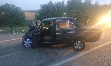 Приднестровцы погибли в аварии под Одессой