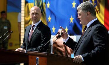 Киев попросил Молдову не поддерживать «Северный поток-2»