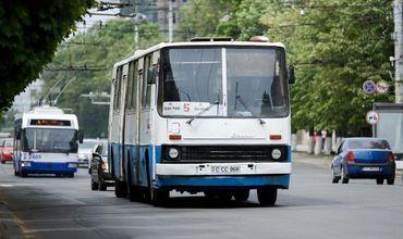 Около 90 столичных автобусов нуждаются в замене
