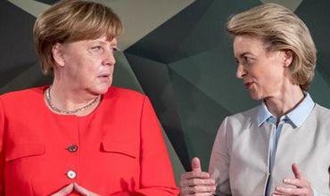 Меркель: Германия вынуждена увеличить расходы на оборону.