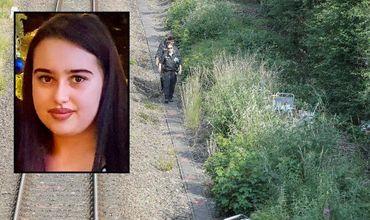 Полиция города Висбаден заявила, что по подозрению в расправе над Сузанной разыскивают двух мужчин.