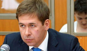 Российский адвокат Илья Новиков.