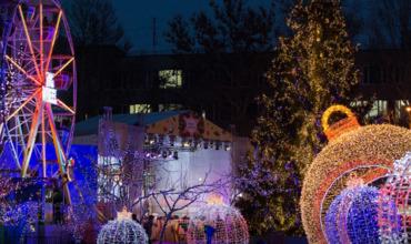 На Рождественской ярмарке 31 декабря пройдет новогодний концерт.