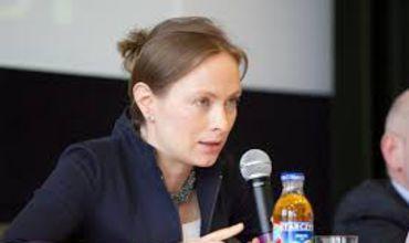 Посол Польши в России Катажина Пелчинска-Наленч.