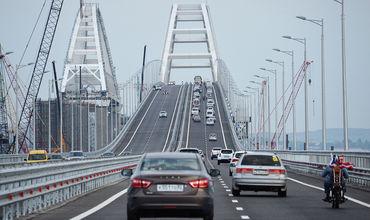 Министерство инфраструктуры оценило убытки Украины от строительства Крымского моста в 0,5 млрд грн в год.