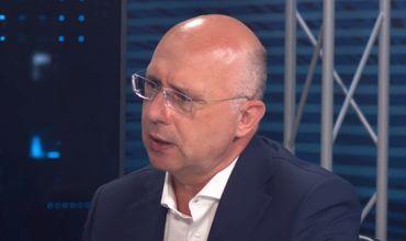 Депутат ДПМ и бывший премьер-министр Павел Филип.