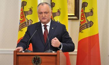 Президент Республики Молдова Игорь Додон прокомментировал решение КС.