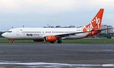 Украинским самолётам запретили летать из Одессы на египетские курорты.